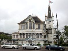 M&CC going after businesses with undervalued properties ...  Guyana New Amsterdam City Hall