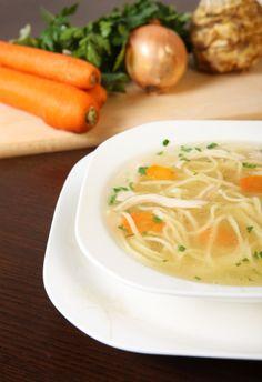 Chicken Soup | Free Pressure Cooker Recipe