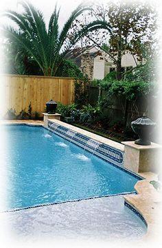 Swimming Pool: Inspiring Swimming Pool Tile Light Blue Layout As ...