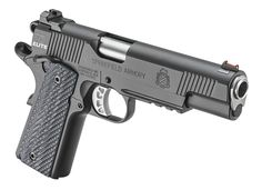 1911 RANGE OFFICER® ELITE OPERATOR® .45ACP Speed up and simplify the pistol loading process  with the RAE Industries Magazine Loader. http://www.amazon.com/shops/raeind