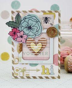 Crate Paper Craft Market card