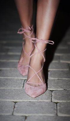 Andra Kitten Heel #shoe #heel