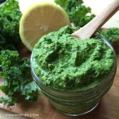kelp-noodles-garlic-kale-pesto-sauce-recipe-raw-vegan-2