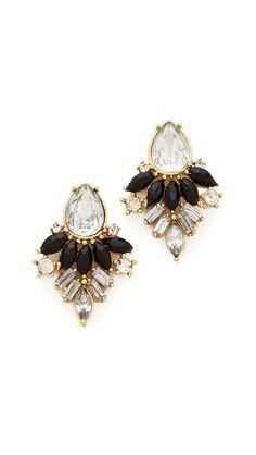 Adia Kibur Crystal Earrings