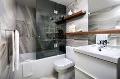 The grey bathrooms are kind of a fashion today. If you want to design the interior of your bathroom in some of the popular styles, then you need to search for your options. There are a lot of styles in which you can decorate the bathroom, and the grey bathrooms currently are re-born in the interior design