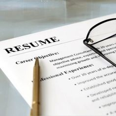 Whip Your Resume Into Shape // Job Search