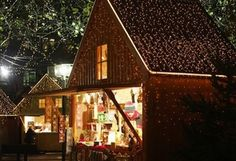 old montreal christmas