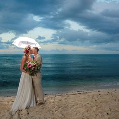 "Blue Venado Beach Weddings on Instagram: ""Not even the rain ☔️ can stop us to make a dream come true 💌 see our wedding packages www.bluevenadoweddings.com"" Elopement Wedding, Elope Wedding, Our Wedding, Even The Rain, Dream Come True, Beach Weddings, Canning, How To Make, Blue"