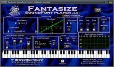 Fantasize SoundFont (SF2) Player VST Musical Instrument Software (Sampler): Fantasize ( fantasize.syntheway.net ) is a sample generator that works with the SoundFont2 files (SF2), designed for creating music on your VST Host    Website:  fantasize.syntheway.net