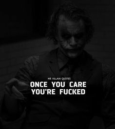 Care or backstabbing words that be remembered quotes, life quotes и joker q Joker Qoutes, Best Joker Quotes, Badass Quotes, Dark Quotes, Wisdom Quotes, True Quotes, Funny Quotes, Devil Quotes, Heath Ledger Joker Quotes