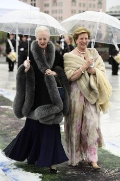 Realmyroyals:  80th Birthday Celebrations, Day 2, Opera House Dinner, May 10, 2017-Queen Margrethe and Queen Anne-Marie