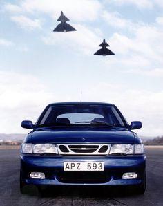 Saab Viggen 9-3 & JA37