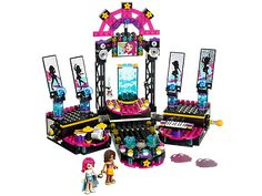 Hint for Avery  Put on a spectacular show with LEGO® Friends!