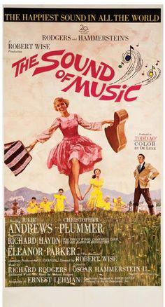The Sound of Music original roadshow U.S. poster (#0509) on Jun 18, 2011 | Profiles in History in CA