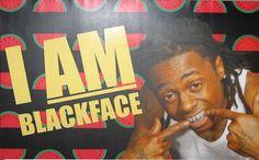 I am Blackface 1