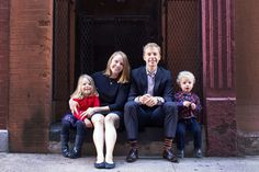 NYC Fall Minisession // Hunt Family // Ilene Squires Photography