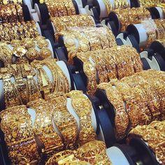 Dubai Gold Souk Dubai