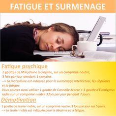 fatigue et suremange avec les huiles essentielles