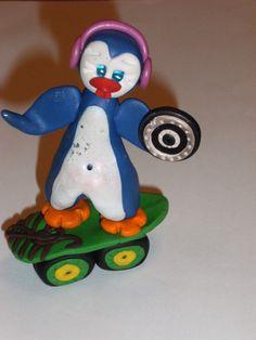 Pinguin fimo