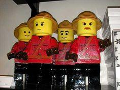 Mountie LEGO!!!