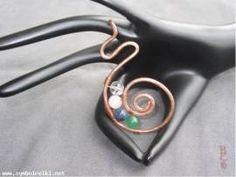 Anhänger EE-Spirale - Bild vergrößern