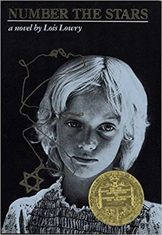 Number the Stars (Book) : Lowry, Lois : In during the German occupation of Denmark, ten-year-old Annemarie learns how to be brave and courageous when she helps shelter her Jewish friend from the Nazis. I Love Books, Great Books, Books To Read, My Books, This Book, Teen Books, Amazing Books, Newbery Award, Newbery Medal