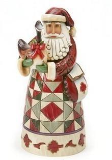 """""""Revel In A Reveillon"""" Canadian Santa"""
