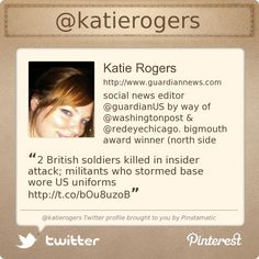 @katierogers's Twitter profile courtesy of @Pinstamatic (http://pinstamatic.com)