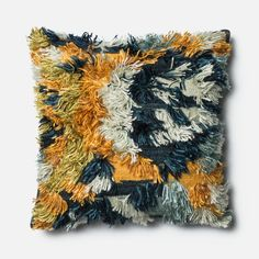 Designed by the vibrant bohemian designer and New York Times best-selling author, Justina Blakeney, these pillows are an artful expression of her colorful and wild style.