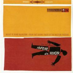 Duke Ellington Anatomy of a Murder Otto Preminger 1959