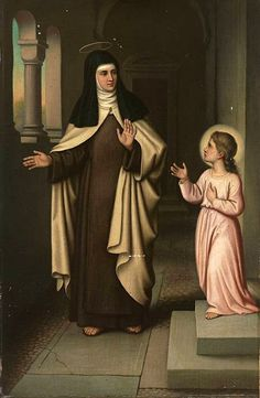 Teresa of Avila and the Christ Child