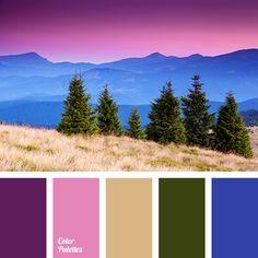 Color palette 1676