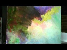 ACRYLIC IMPRESSIONISTIC SEASCAPE PART 1 BY MILLIE GIFT SMITH - YouTube
