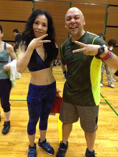 5-9-15. Session 3: Naoko and I taking a Selfie just before Session 3 started. This picture doesn't do justice to how sexy her Naoko's outfit was. Muy Muy Caliente!