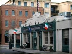 Tommy Condon's in Charleston, SC - so many good times!