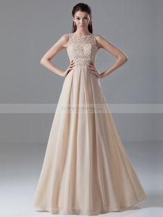 Briar - Imperio gasa vestido de damas de honor