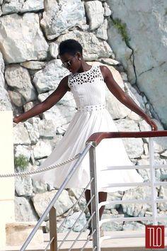 Lupita-Nyongo-GOTS-Cannes-Film-Festival-2015-Street-Style-Oscar-de-la-Renta-Nicholas-Kirkwood-Christian-Dior-Tom-Lorenzo-Site-TLO (7)