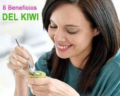 8 beneficios del kiwi que debes conocer