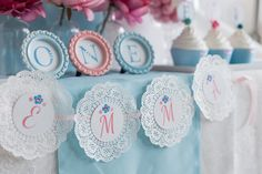 Silhouette Royal Princess Birthday Party via Kara's Party Ideas | KarasPartyIdeas.com #silhouetteprincessparty (17)