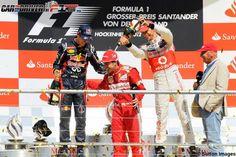 Lauda advierte a los rivales de Alonso: deben estar delante en Spa y Monza o se escapará