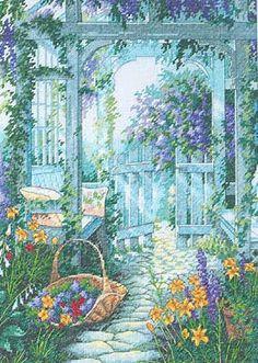 Gallery.ru / Фото #1 - Калитка в сад - Egira