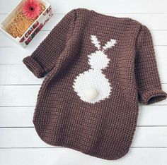 Baby Clothes Crochet Cardigan Sweaters 53 Ideas For 2019 Baby Knitting Patterns, Knitting For Kids, Crochet For Kids, Baby Patterns, Crochet Patterns, Mode Crochet, Crochet Diy, Baby Sweaters, Girls Sweaters