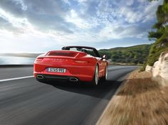 Porsche Carrera: 911 Carrera Cabriolet >> Available in Cote d'Azur, French Alps and Paris!