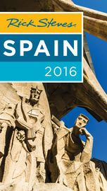 Rick Steves Spain 2016 | http://paperloveanddreams.com/book/1021141975/rick-steves-spain-2016 | You can count on Rick Steves to tell you what you really need to know when traveling in Spain.In this guide, you'll find an inviting mix of exciting cities and cozy towns. Explore the lively cities of Madrid, Barcelona, and Sevilla, and follow the Route of the White Hill Towns in Andalucía's sun-drenched countryside. Experience the works of the great masters—from El Greco to Picasso to Dalí—and…