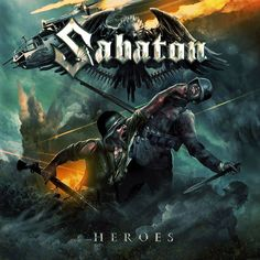 Рецензия на альбом   Sabaton - Heroes (2014) - http://rockcult.ru/review-sabaton-heroes-2014/