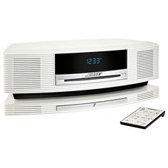 Bose® - Wave® SoundTouch™ Music System - Platinum White - NEED 3 OF THESE ONE FOR MY NIGHTSTAND, MY SONS, AND GUEST BEDROOM