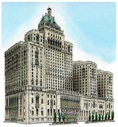 """It simply doesn't get any more classically 'Christmas in Toronto"""" than the iconic Fairmont Royal York Hotel. Here are just 10 reasons to book 'Festive' at Fairmont Royal York this year: http://notable.ca/10-reasons-you-should-go-festive-at-fairmont-royal-york-this-holiday-season/"""