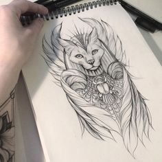 #tattoo #sketchtatto