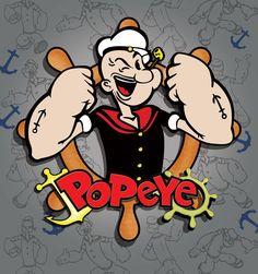 Classic Cartoon Characters, Favorite Cartoon Character, Classic Cartoons, Cartoon Tv, Vintage Cartoon, Cartoon Shows, Popeye Cartoon Characters, Cartoon Drawings, Old School Cartoons