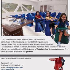 Este es el #Qdesk quieres saber como estamos en tú país? #mobiliario ...